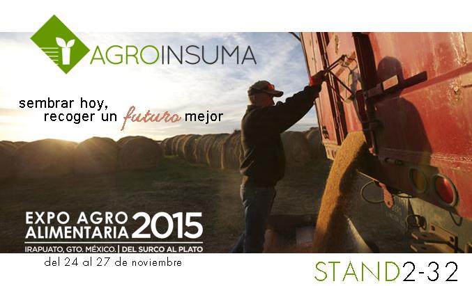 Este año Agroinsuma llega cargada de novedades con el catálogo de Mosa-Green